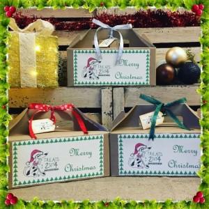 Boxed Christmas Hamper