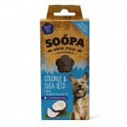 Soopa Coconut & Chia Seed dental sticks 100g