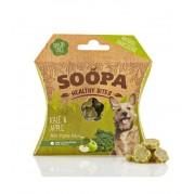 Soopa Kale & Apple Healthy Dog Treat Bites 50g