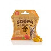 Soopa Pumpkin & Carrot Healthy Dog Treat Bites 50g
