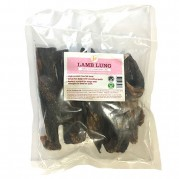 Air Dried Lamb Lung 65 GRAMS