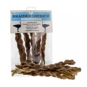 Braided Ostrich Tendon Twists x 1 piece